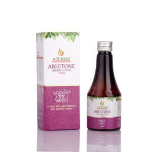 Abhitone Syrup