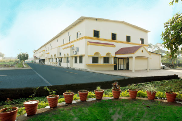 Abhinav Healthcare office