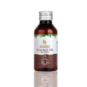 D-SCALE ayurvedic oil in india