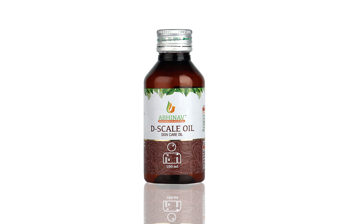 D-SCALE ayurvedic oil in india