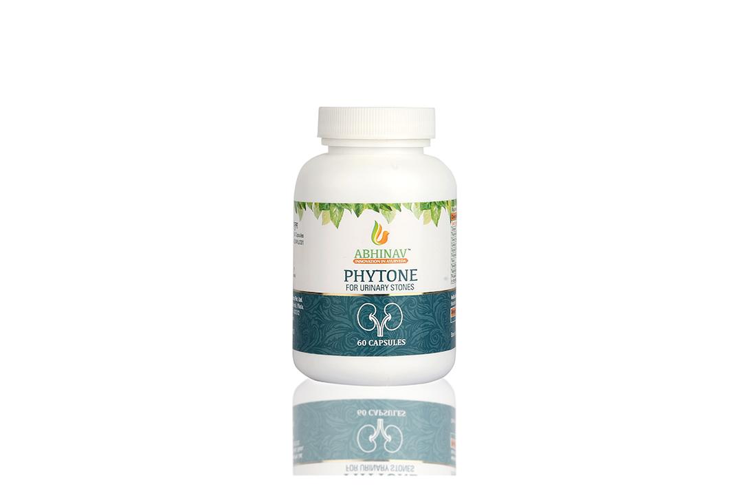 Ayurvedic Phytone capsules in India