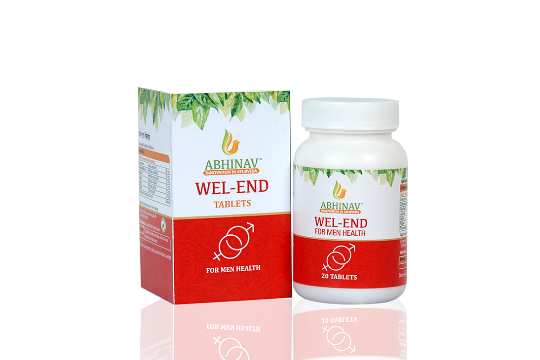 Wel-End Tablet ayurvedic medicine