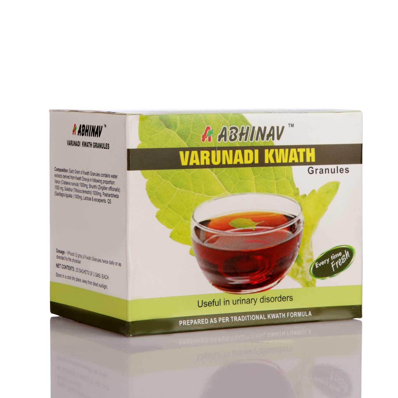 Varunadi Kwath Granules