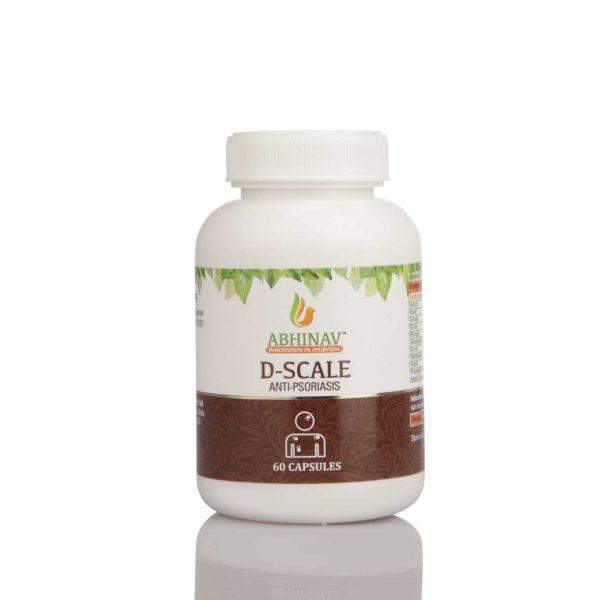 D-SCALE ayurvedic capsule in india